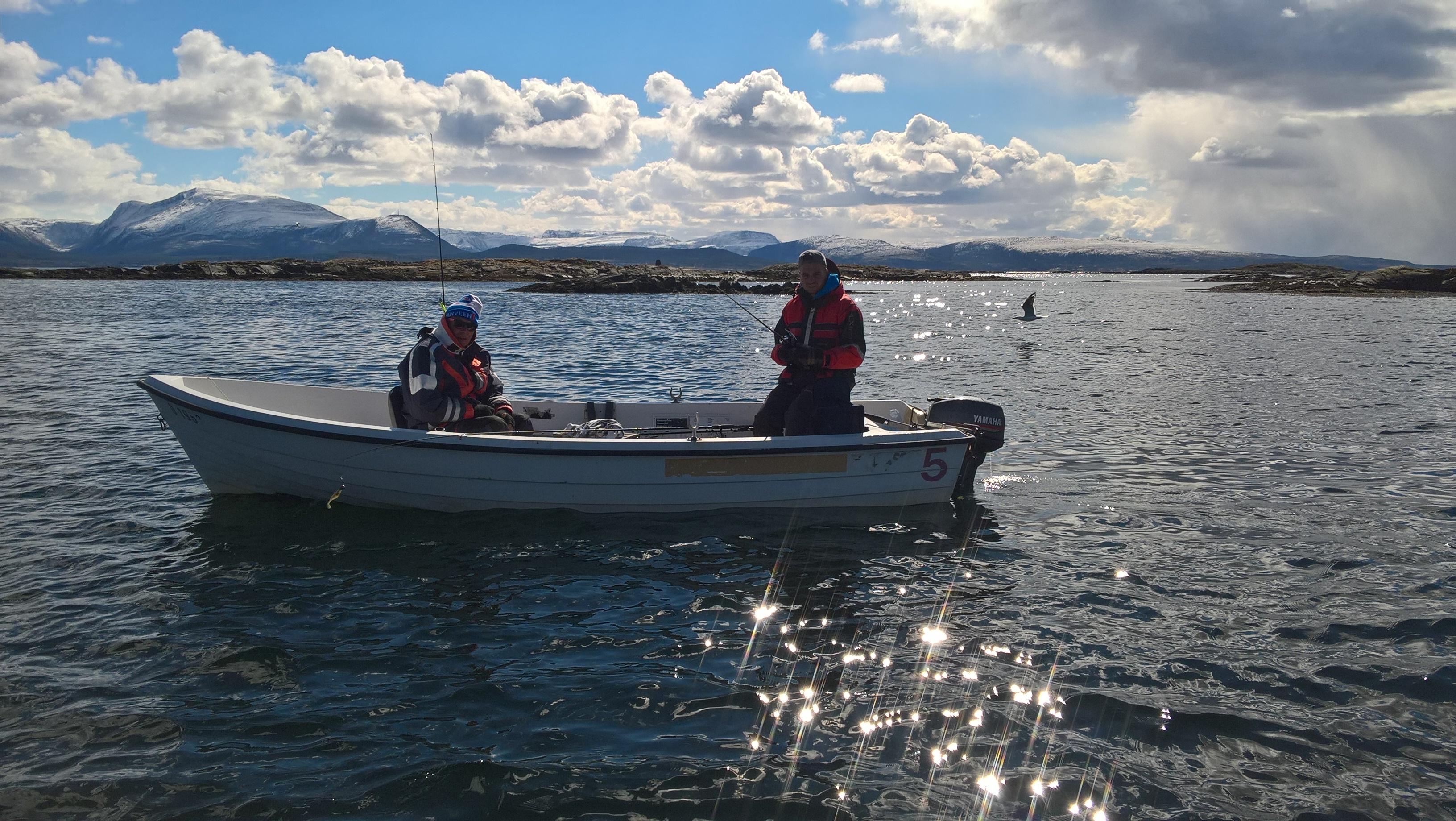Fiskkers natuurreizen
