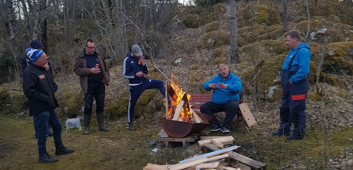 Reisgezelschap Hitra Noorwegen